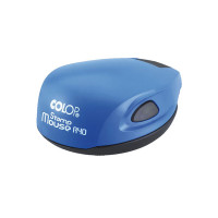Colop Stamp Mouse R40. Цвет корпуса: синий