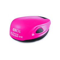 Colop Stamp Mouse R40. Цвет корпуса: розовый неон