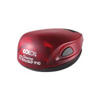 Colop Stamp Mouse R40. Цвет корпуса: рубин